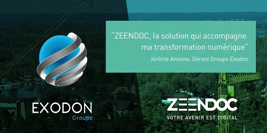 Avis client : Zeendoc, la solution qui accompagne ma transformation numérique